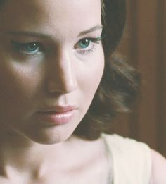 """You are so in love with that boy the thought of losing him was...unthinkable."" (wow, her eyes are gorgeous...!)"