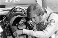 Niki Lauda and Ronnie Peterson