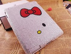 BOW iphone case  iphoniPad 4 case New iPad 3 case   by dnnayding, $89.99