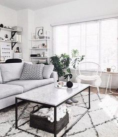 smart solution small apartment living room decor ideas to feel less cramped 47 40 Ikea Living Room, Small Apartment Living, Small Apartment Decorating, Home Design, Interior Design, Design Ideas, Room Wall Decor, Bedroom Wall, Home Fashion
