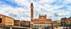 Palazzo Pubblico - Piazza del Campo Siena | Flickr – Condivisione di foto!