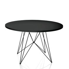 Rundt Tavolo XZ3 table fra Magis | Flere farver