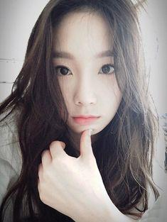 10 ảnh tự sướng đẹp nhất của Taeyeon (SNSD) theo netizen Hàn Asian, Female, Asian Cat