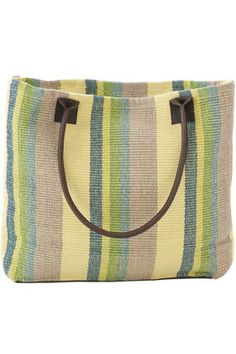 Rug Bags By Dash And Albert Spring Stripe Adore