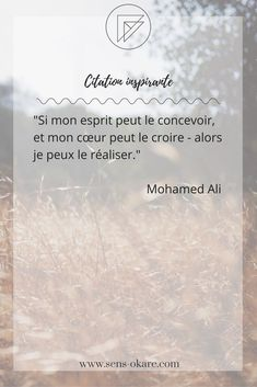 Coaching en épanouissement personnel - Malory CHARLES - This Pin Ali Quotes, Words Quotes, Positive Attitude, Positive Thoughts, Favorite Quotes, Best Quotes, Plus Belle Citation, Sweet Words, Coaching