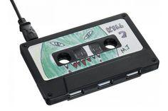 Tape record