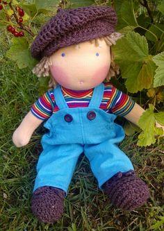 Rilla waldorf babái és textiljátékai  #doll #waldorfdoll #dollmaking Waldorf Dolls, Boy Doll, Nice, Toys, Crafts, Puppets, Activity Toys, Manualidades, Clearance Toys