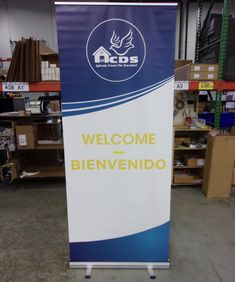 With our customizable free designs, you can add your own logo, wording, and language to your display! Portable Display, Banner Stands, Church Banners, Free Design, Your Design, Hospitality, Ministry, Signage, Budgeting