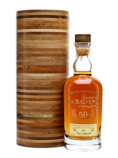 Balvenie 50 Year Old Scotch Whisky : The Whisky Exchange