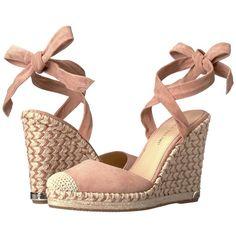 42a1e008967 Ivanka Trump Winikka (Medium Pink FH Kid Suede) Women s Wedge Shoes ( 140)  · Lace Up Wedge SandalsPlatform Espadrille ...