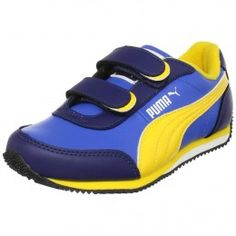 Awwww I bet my boys would love these puma sneakers
