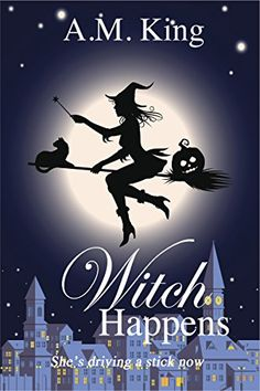 [Mystery & Thriller & Suspense][Free] Witch Happens (The Summer Sisters Witch Cozy Mystery, Book Mystery Series, Mystery Thriller, Mystery Books, King Book, Book 1, This Book, She's A Witch, Halloween Books, Cozy Mysteries