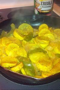 SandraDee's Summer Cajun Squash Recipe