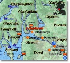 The immediate ancestor of the family of Luss was Humphry de Kilpatrick, who in the reign of Alexander II., not later than 1246, obtained from Malcolm, Earl of Lennox, a grant of the lands and barony of Colquhoun, in the parish of Old or West Kilpatrick, pro servitio unius militis, , and in consequence assumed the name of Colquhoun, instead of his own. His grandson, Ingelram, third Colquhoun, lived in the reign of Alexander III.