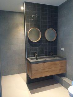 Importance Of Having A Diy Bathroom Vanity Bathroom Vanity Designs, Small Bathroom Vanities, Bathroom Vanity Cabinets, Simple Bathroom, Bathroom Interior Design, Bathroom Furniture, Master Bathroom, Wooden Furniture, Bathroom Art