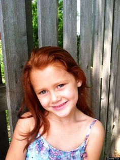 "I grew up being called""Carrot-top,"" now I stop and gush over every redheaded kid I see; so beautiful!"