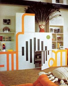 Decorating Ideas from the 1970s