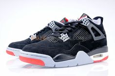 Air Jordan IV Black Cement ('Bred') 1999