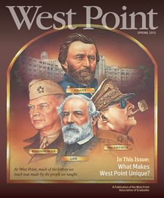 "What Makes West Point Unique? WPAOG devotes an entire issue of ""West Point"" magazine to answering this question!"
