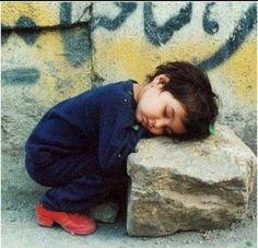 Criança síria... :'(