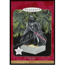The Ornament Shop 1997 Darth Vader, Star Wars  $19.95