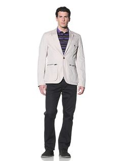 French Connection: Nyco Twill Blazer