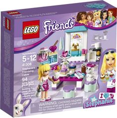 Kids' love creating with Lego and construction building toys. Shop Lego world and movie greats, like Ninjago, Marvel Avengers, DC Super Heroes, Disney and Duplo. Lego City, Legos, Friendship Cake, Lego Friends Sets, Friends 2017, Van Lego, Daisy, Lego Toys, Elliev Toys