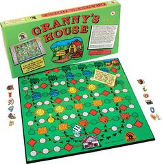 FAMILY PASTIMES- GRANNY'S HOUSE
