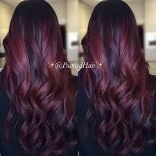 Image result for dark red hair