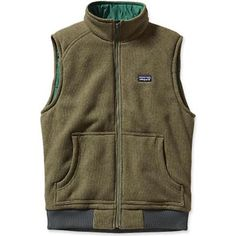 Insulated Better Sweater Vest I Fatigue Green I Patagonia