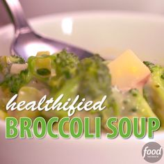 Fortify your tummy with veggies and cheese in this comforting soup made healthy.