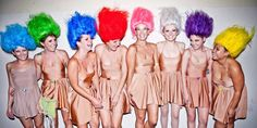 11 non-horrifying Halloween costume ideas for groups of friends #Halloween #costumeideas