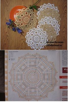 Not Your Grandma's Doily – Spectacular Suede Crochet Doily – Free PatternBest 12 tea coaster – Page 407857310001944745 – SkillOfKing.How to Knit a Bunny from a Square with Video Tutorial Crochet Round, Crochet Squares, Crochet Home, Crochet Flower Patterns, Crochet Mandala, Crochet Flowers, Crochet Diagram, Crochet Chart, Crochet Stitches