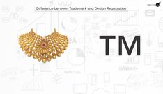 5 Major Differences between Trademark and Design Registration Brand Names And Logos, Trademark Registration, Different, Crochet Earrings, Two By Two, How To Apply, Design, Trademark Application