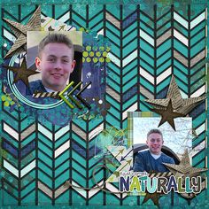 It Comes Naturally      used About A Boy Bundle by Fayette Designs     Template: Die Cut Templates Vol. 8 by Meagan's Creations