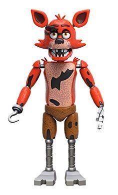 Funko Five Nights at Freddy's Articulated Foxy Action Fig... https://www.amazon.com/dp/B019NX06QC/ref=cm_sw_r_pi_dp_x_CqrCybMWNWNVJ