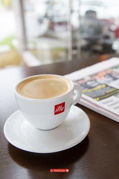 ¿Sabías que el café Illy está hecho con granos Arábica de 9 diferentes países? #seigiornicaffe