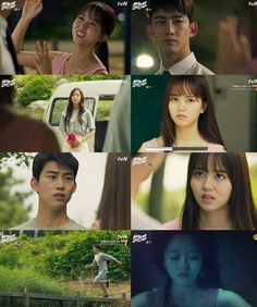 Added episode 6 captures for the Korean drama 'Bring It On, Ghost'.