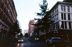 Disposable Camera Project | Gastown