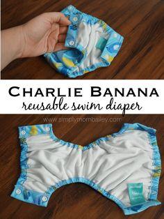 Charlie Banana Extraordinary Training Pants Medium Monkey