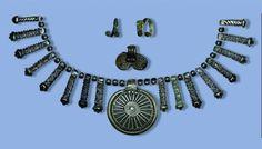 Из курганов Кенделен IV — первой половиной III тыс. до н.э.