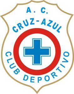 Cruz Azul vintage logo World Football, Soccer World, Azul Vintage, Dallas Cowboys, Badges, Graffiti Artwork, Sports Clubs, Sports Logo, Makita Tools