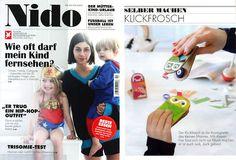 DIY kids for Nido magazine  nido.de  snug-online.com