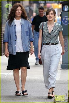 "Keira Knightly's co-star Catherine Keener sports Manz elephant bracelet in ""Begin Again"" gustavmanz.com"
