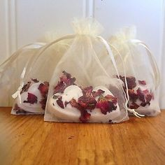 100 Heart Bath Bomb - DIY Wedding Favours - Make your Own Wedding Favours