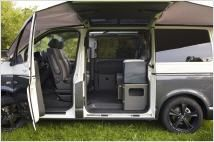 Spacecamper VW T5