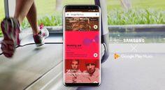 #Música #samsung Google Play Music se asocia con Samsung para que sea el reproductor musical por defecto