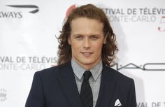 MONTE CARLO. Here are 3 HQ pics of Sam Heughan at the Monte Carlo Festival More after the jump!