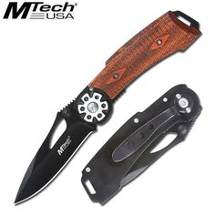 @ShopAndThinkBig.com.com.com - Here is a exquisite knive with a diamond cut wood overlay handle. You can choose how you carry it, will it by with the pocket clip that keeps the knife strdily in place or will it be more free handing by its lanyard hole. http://www.shopandthinkbig.com/tactical-folding-knife-diamond-cut-wood-overlay-handle-mtech-p-1215.html