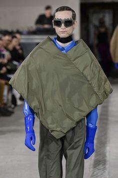 Walter Van Beirendonck, Sonbahar/Kış 2018, Paris, Menswear